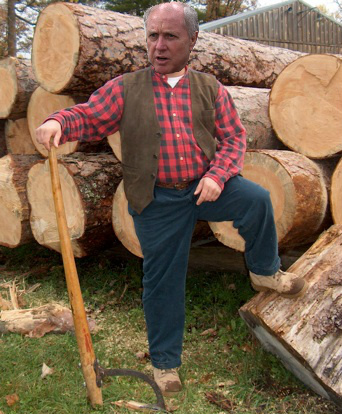 lumberjack murray